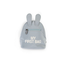 Childhome zaino 'MY FIRST BAG' grigio
