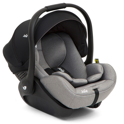 Seggiolino Auto Joie® i-Level + i-Base LX - Grey Flannel