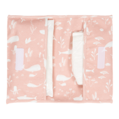Custodia per pannolini Little Dutch - Ocean Pink