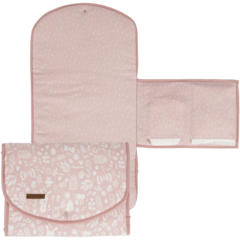 Fasciatoio Portatile Little Dutch - Adventure Pink