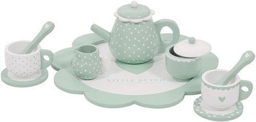 Servizio da the Little Dutch - Mint