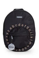 Childhome zaino ABC - Black Gold