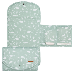 Fasciatoio Portatile Little Dutch - Ocean Mint