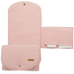 Fasciatoio Portatile Little Dutch - Pure Pink