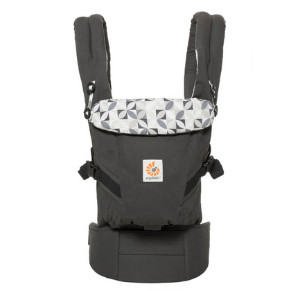 Ergobaby Marsupio Adapt , Graphic Grey