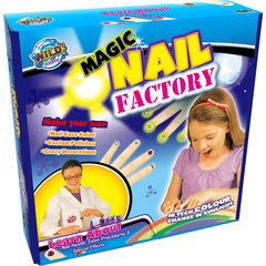 Wild Science Magic Nail Lab ustvarjalni set