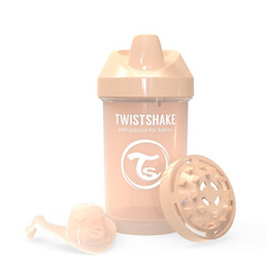 Twistshake Sippy Anti-Goccia con Shaker per Frutta 300ml