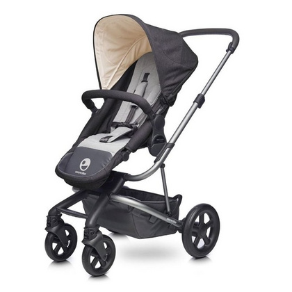 Passeggino Easywalker Harvey - Coal Black