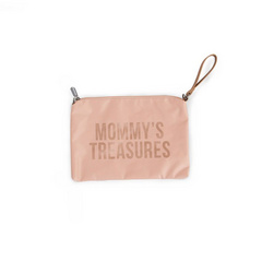 Borsa Mommy Treasures Pink-Copper