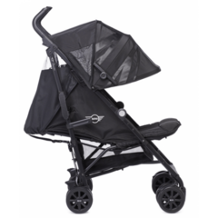 Passeggino MINI by Easywalker Buggy+ LXRY Black