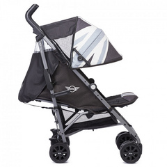 Passeggino MINI by Easywalker Buggy+ Union Jack Vintage B&W